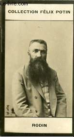 PHOTO ANCIENNE RODIN SCULPTEUR-ARCHITECT DE FRANCE