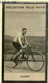 PHOTO ANCIENNE HURET SPORT VELOCIPEDIE DE FRANCE