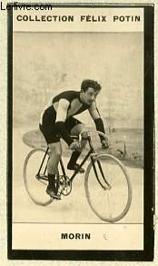 PHOTO ANCIENNE MORIN SPORT VELOCIPEDIE DE FRANCE