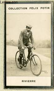 PHOTO ANCIENNE RIVIERRE SPORT VELOCIPEDIE DE FRANCE