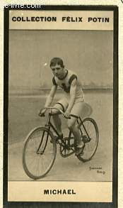 PHOTO ANCIENNE MICHAEL SPORT VELOCIPEDIE D'ANGLETERRE