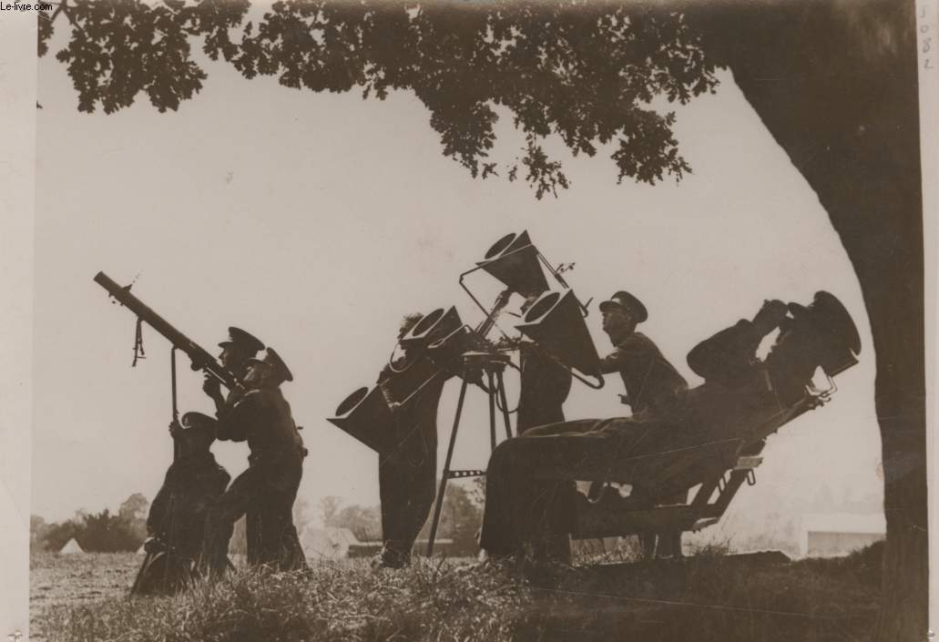 PHOTO ANCIENNE NON SITUEE - MILITAIRES