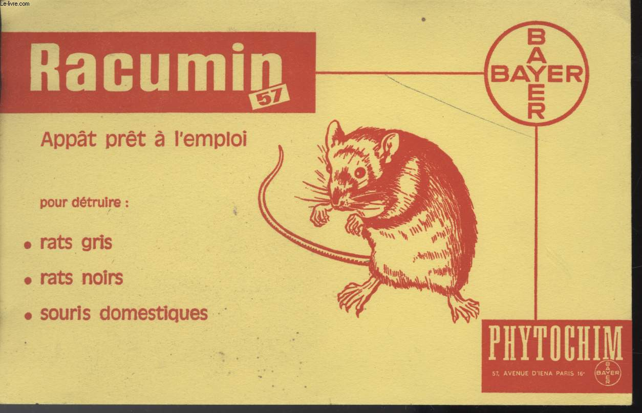 BUVARD - RACUMIN  57
