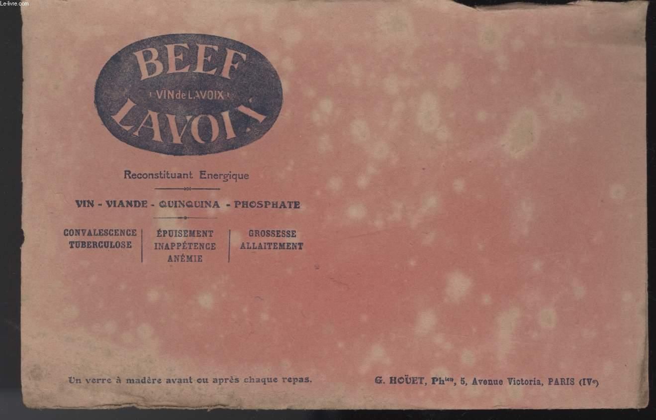 BUVARD - BEEF LAVOIX