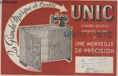 BUVARD - LA GRANDE MARQUE DE QUALITE UNIC