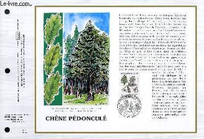 FEUILLET ARTISTIQUE PHILATELIQUE - CEF - N° 787 - CHENE PEDONCULE
