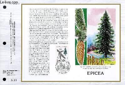 FEUILLET ARTISTIQUE PHILATELIQUE - CEF - N° 788 - EPICEA