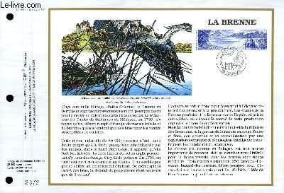 FEUILLET ARTISTIQUE PHILATELIQUE - CEF - N° 964 - LA BRENNE