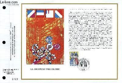 FEUILLET ARTISTIQUE PHILATELIQUE - CEF - N° 1015 - L'ABBEE GREGOIRE 1750-1831