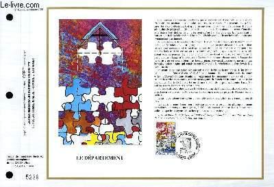 FEUILLET ARTISTIQUE PHILATELIQUE - CEF - N° 1016 - LE DRAPEAU TRICOLORE