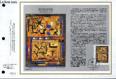 FEUILLET ARTISTIQUE PHILATELIQUE - CEF - N° 1018 - MAURICE GENEVOIX