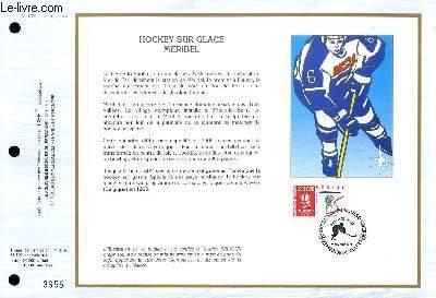 FEUILLET ARTISTIQUE PHILATELIQUE - CEF - N° 1024 - SKI DE FOND LES SAISIES