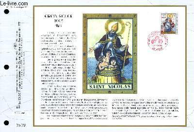 FEUILLET ARTISTIQUE PHILATELIQUE - CEF - N° 1151 - CROIX ROUGE 1993 - METZ