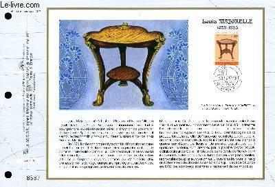 FEUILLET ARTISTIQUE PHILATELIQUE - CEF - N° 1156 - LOUIS MAJORELLE 1859-1926