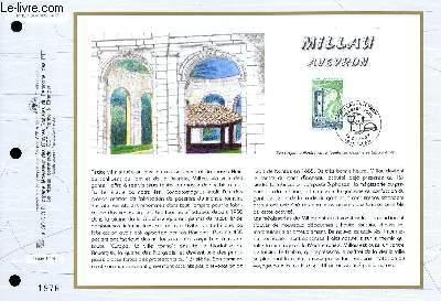 FEUILLET ARTISTIQUE PHILATELIQUE - CEF - N° 1311 - MILLAU - AEYRON