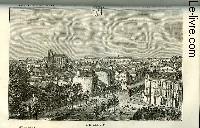 LA FRANCE ILLUSTREE, N°45 - SARTHE: LE MANS