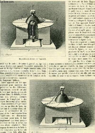 LE JOURNAL DE LA JEUNESSE, TOME 72 - livraison 1856