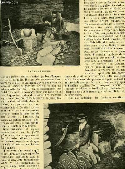 LE JOURNAL DE LA JEUNESSE, TOME 72 - livraison 1867