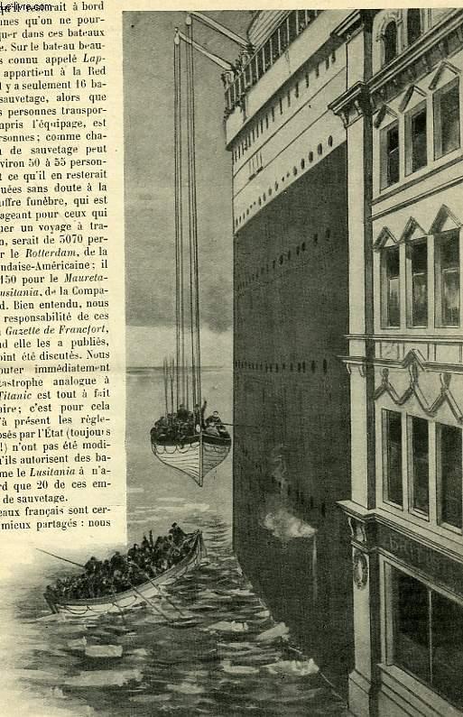 LE JOURNAL DE LA JEUNESSE, TOME 80 - livraison 2076