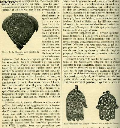 LE JOURNAL DE LA JEUNESSE, TOME 80 - livraison 2081