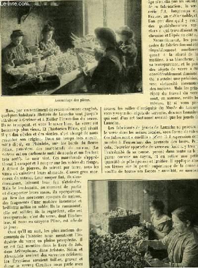 LE JOURNAL DE LA JEUNESSE, TOME 81 - livraison 2093