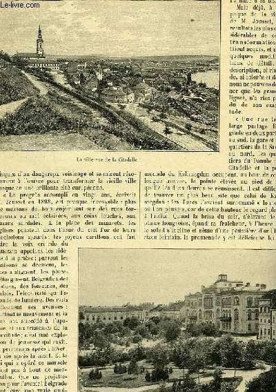 LE JOURNAL DE LA JEUNESSE, TOME 81 - livraison 2107