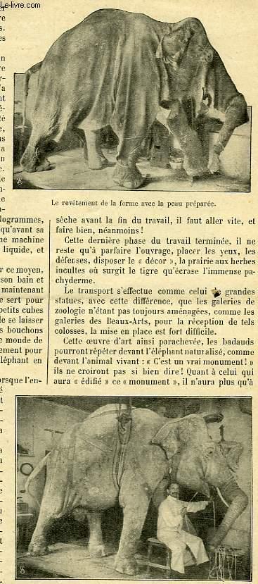 LE JOURNAL DE LA JEUNESSE,TOME 82 - livraison 2121