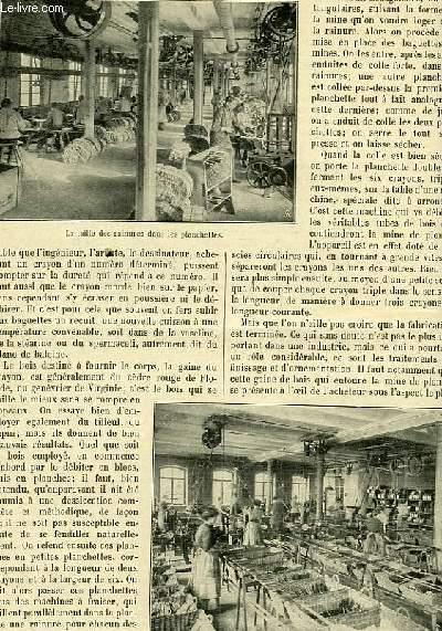 LE JOURNAL DE LA JEUNESSE,TOME 82 - livraison 2122
