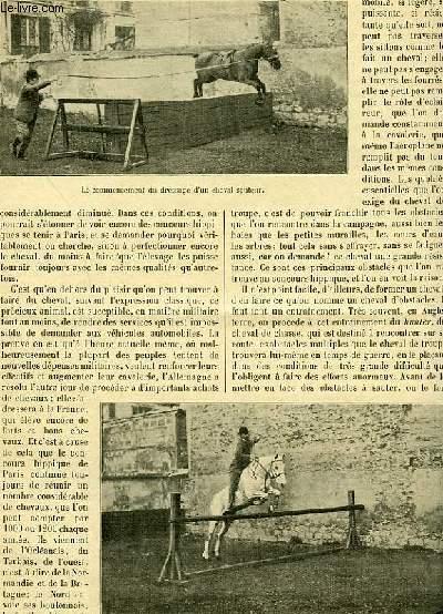 LE JOURNAL DE LA JEUNESSE,TOME 82 - livraison 2136