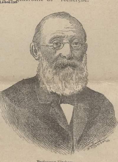 LE CORRESPONDANT MEDICAL journal médical scientifique et littéraire N° 191