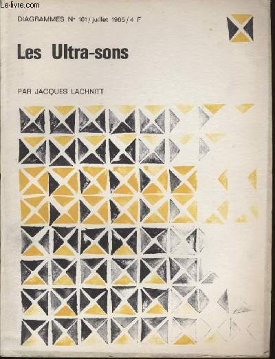 Diagramme N° 101 - Les ultra-sons
