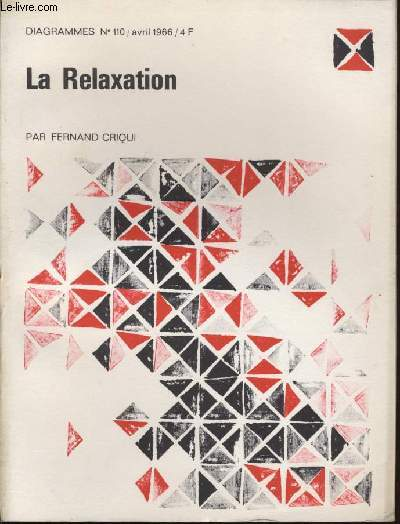 Diagramme N° 110 - La relaxation