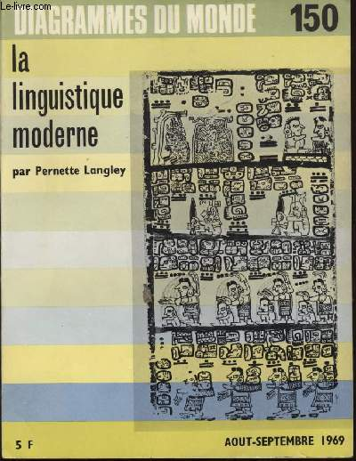 Diagramme N° 150 - La linguistique moderne