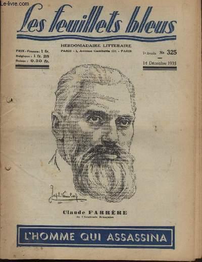 L'homme qui assassina suivi de Le dejeuner de Sousceyrac par PIERRE BENOIT.