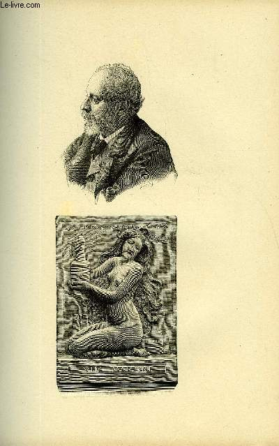 FIGURES CONTEMPORAINES tirées de l'Album Mariani. ERNEST BARRIAS