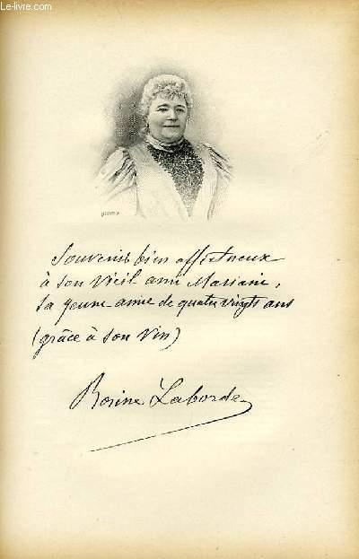 FIGURES CONTEMPORAINES tirées de l'Album Mariani. MADAME ROSINE LABORDE