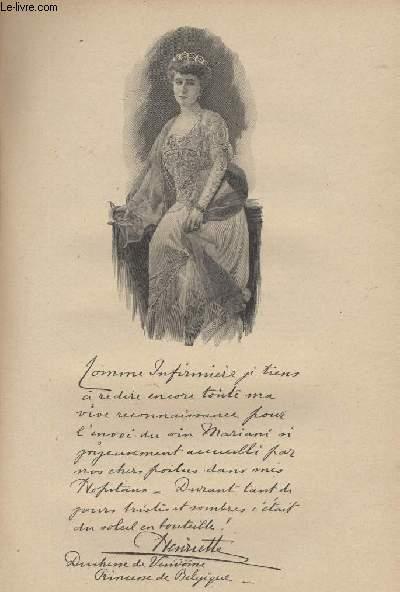 FIGURES CONTEMPORAINES tirées de l'Album Mariani. S.A.R. Mme LA DUCHESSE DE VENDOME