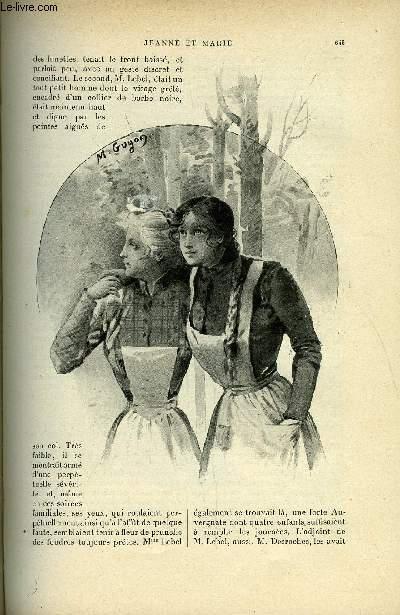 LE MONDE MODERNE TOME 5 - Jeanne et Marie par Jean Reibrach