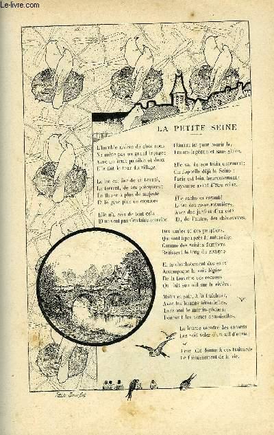 LE MONDE MODERNE TOME 9 - LA PETITE SEINE