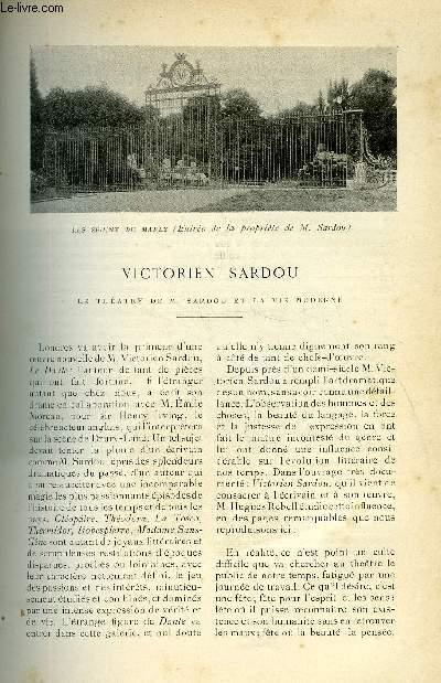 LE MONDE MODERNE TOME 17 - VICTORIEN SARDOU