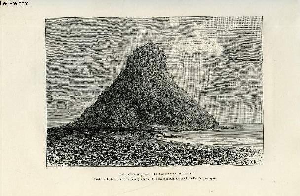 NOUVELLE GEOGRAPHIE UNIVERSELLE - LA TERRE ET LES HOMMES - XV. AMERIQUE BOREALE - Chapitre IV : Alaska - Exploration de l'Alaska, Montagnes de l'Alaska, Saint-Elie, Alpes Alaskiennes, Corne d'Alaska, Iles Aléoutiennes, Volcans de l'Alaska, Iles Pribilov