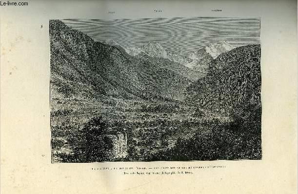 NOUVELLE GEOGRAPHIE UNIVERSELLE - LA TERRE ET LES HOMMES - III. L'EUROPE CENTRALE - Chapitre premier : La Suisse - La Suisse et les Alpes, Massif du Saint-Gothard, Montagnes du Tessin et du Valais, Mont Cervin, Oberland Bernois, Monts d'Unterwalden