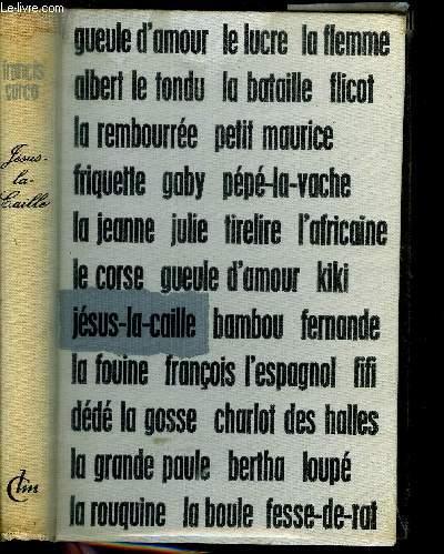 JESUS-LA-CAILLE