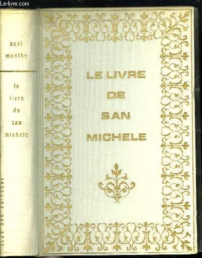 LE LIVRE DE SAN MICHELE