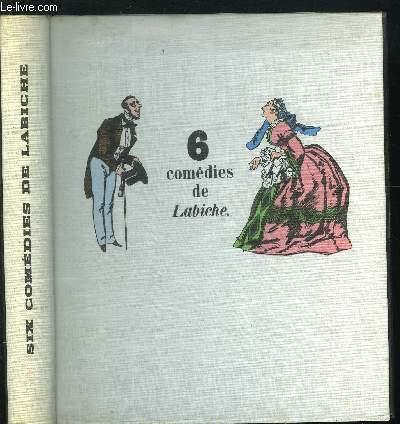 SIX COMEDIES DE LABICHE