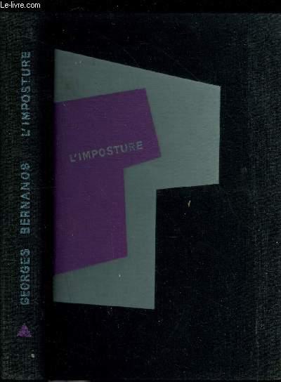 L'IMPOSTURE