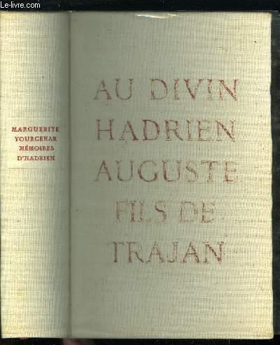 MEMOIRES D'HADRIEN