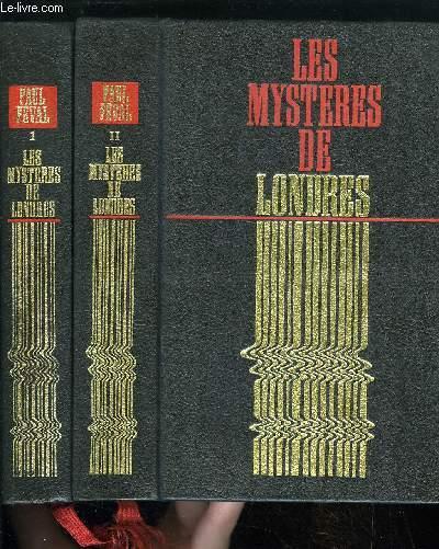 LES MYSTERES DE LONDRES TOME 1 ET 2