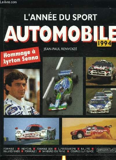 L'ANNEE DU SPORT AUTOMOBILE 1994