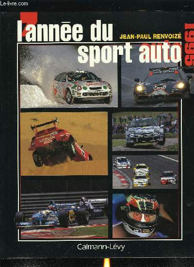 L'ANNEE DU SPORT AUTO 1995